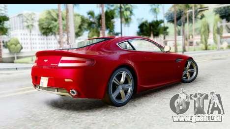 Maserati Bora Group 4 pour GTA San Andreas sur la vue arrière gauche
