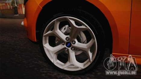 Ford Focus 2012 für GTA San Andreas rechten Ansicht