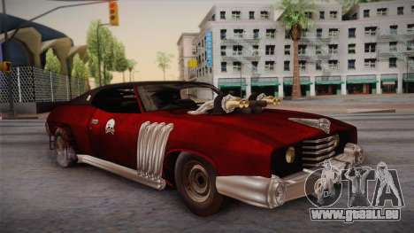 Ford Landau 1973 Mad Max 2 pour GTA San Andreas