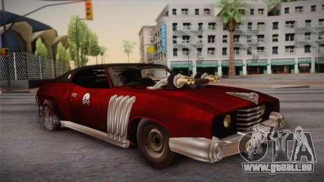 Ford Landau 1973 Mad Max 2 für GTA San Andreas