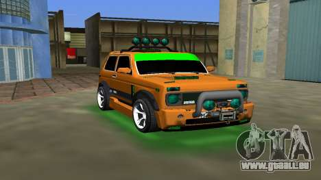 VAZ 21213 NIVA 4x4 Tuning pour GTA Vice City