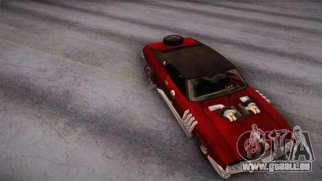 Ford Landau 1973 Mad Max 2 pour GTA San Andreas vue de droite