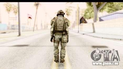 PLA American für GTA San Andreas dritten Screenshot