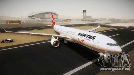 Airbus A330-300 Qantas 80 Years pour GTA San Andreas