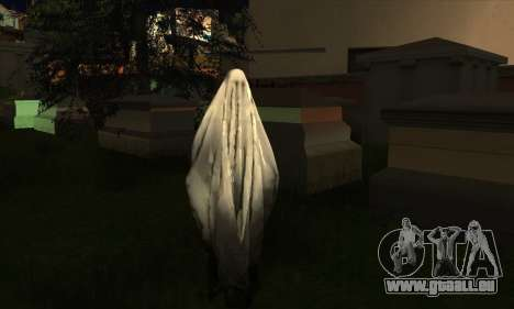 Transparent Ghost für GTA San Andreas her Screenshot
