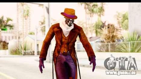 Watchman-Rorschach pour GTA San Andreas