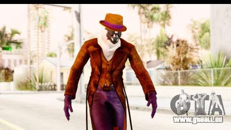 Watchman-Rorschach für GTA San Andreas
