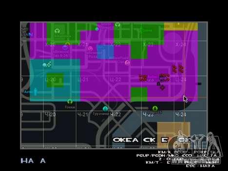 C-HUD BREZZ für GTA San Andreas zweiten Screenshot
