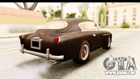 Aston Martin DB2 Mk II 39 1955 für GTA San Andreas linke Ansicht