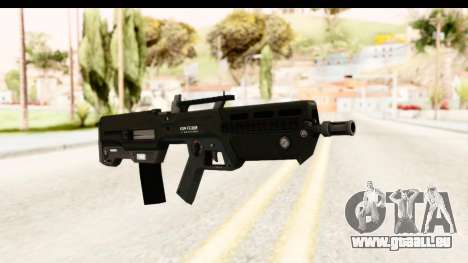GTA 5 Vom Feuer Advanced Rifle für GTA San Andreas