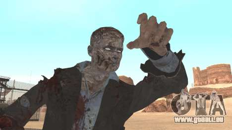 Zombie from Black Ops 3 pour GTA San Andreas