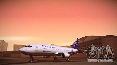 Boeing 737-800 Korean Air Skyteam pour GTA San Andreas