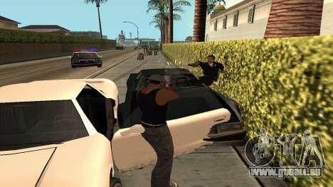 Cheetah Mod pour GTA San Andreas quatrième écran