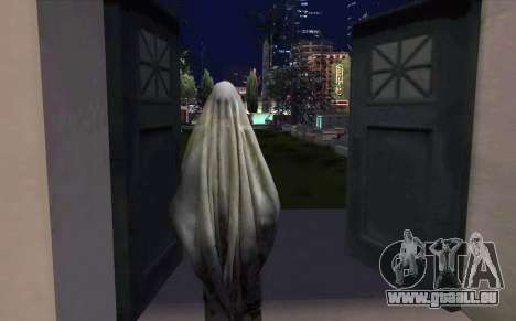 Transparent Ghost für GTA San Andreas