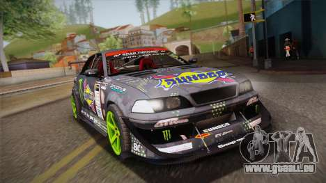 D1GP Toyota Mark II Sunoco Monster für GTA San Andreas