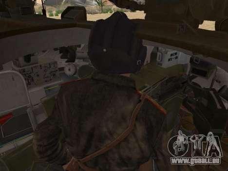 T-62 für GTA San Andreas