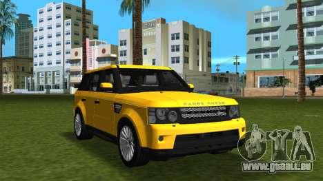 Range Rover Sport HSE (Rims 1) v2.0 für GTA Vice City Rückansicht