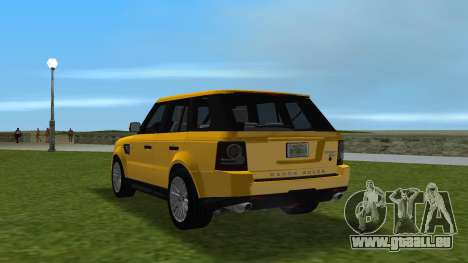 Range Rover Sport HSE (Rims 1) v2.0 für GTA Vice City zurück linke Ansicht