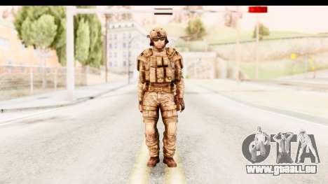 PLA American für GTA San Andreas zweiten Screenshot