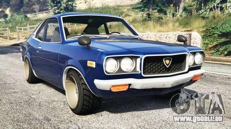 Mazda RX-3 1973 [replace] pour GTA 5
