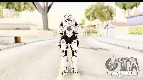 Halo 5 - Helioskrill pour GTA San Andreas deuxième écran