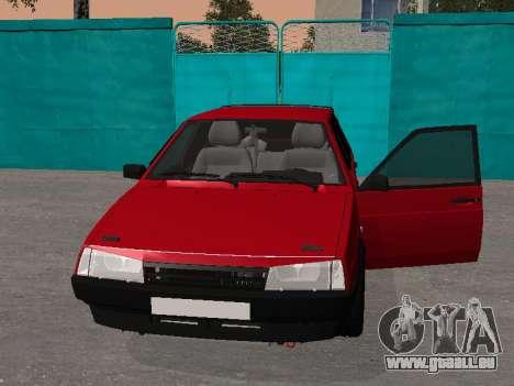 2109 pour GTA San Andreas laissé vue