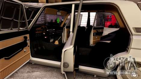 VAZ 2103 pour GTA San Andreas roue