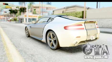 Maserati Bora Group 4 pour GTA San Andreas vue de dessous