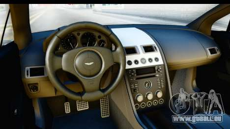 Maserati Bora Group 4 für GTA San Andreas Innenansicht