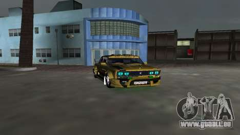 VAZ 2106 Fantasy Art Tunning pour GTA Vice City