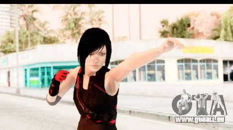 Mirrors Edge Catalyst Faith pour GTA San Andreas