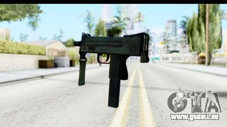 CS:GO - MAC-10 für GTA San Andreas zweiten Screenshot