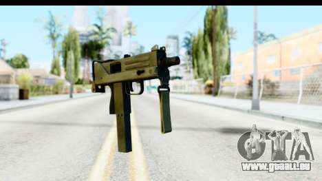 CS:GO - MAC-10 für GTA San Andreas