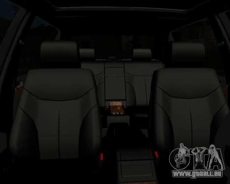 Mercedes S-600 Armenian für GTA San Andreas Seitenansicht