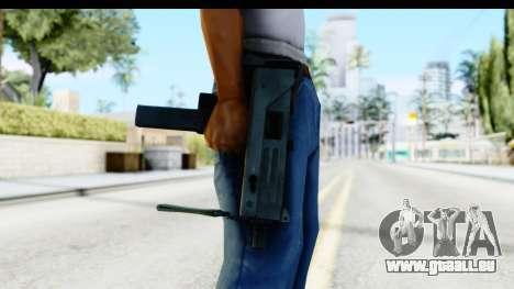 CS:GO - MAC-10 für GTA San Andreas dritten Screenshot