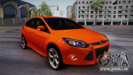 Ford Focus 2012 für GTA San Andreas