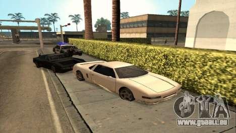 Cheetah Mod für GTA San Andreas