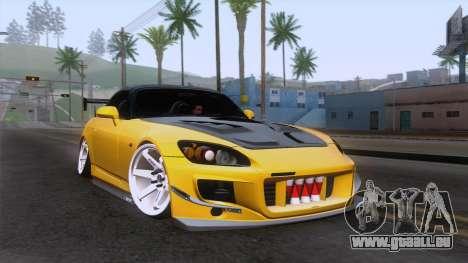 Honda S2000 für GTA San Andreas