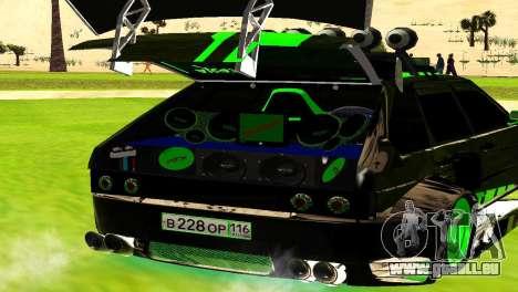 ВАЗ 2114-DTM TURBO SPORT für GTA San Andreas rechten Ansicht