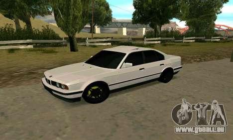 BMW 535i E34G für GTA San Andreas