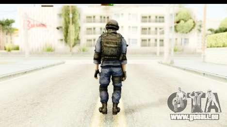 PLA Chinese pour GTA San Andreas troisième écran