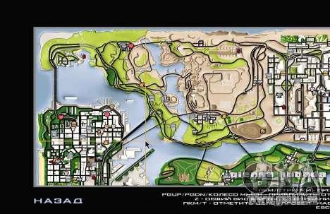 Remaster Map Full Version für GTA San Andreas fünften Screenshot