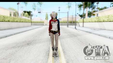 Suicide Squad - Harley Quinn für GTA San Andreas zweiten Screenshot