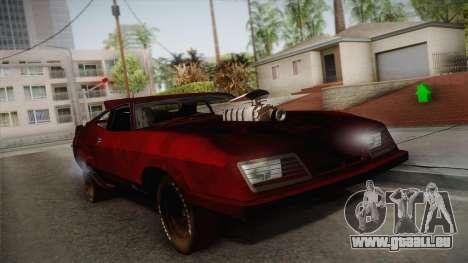 Ford Falcon XB Last V8 Mad Max 2 für GTA San Andreas