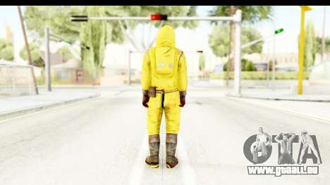 Zombie Radioactivo für GTA San Andreas dritten Screenshot