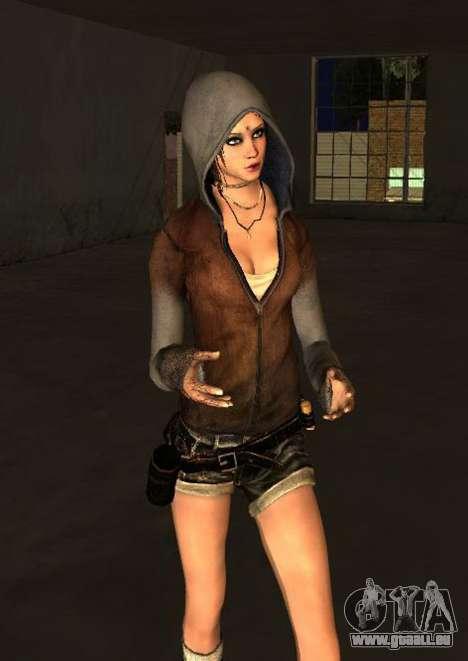 Kat from DMC für GTA San Andreas