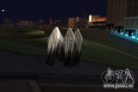 Transparent Ghost für GTA San Andreas zweiten Screenshot