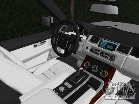 Range Rover Sport HSE (Rims 1) v2.0 für GTA Vice City Seitenansicht
