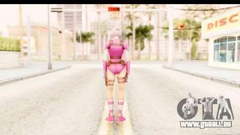 Marvel Future Fight - Gwenpool für GTA San Andreas dritten Screenshot