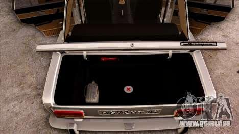 VAZ 2103 pour GTA San Andreas moteur